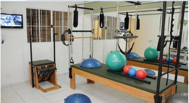Bittorê sala do pilates