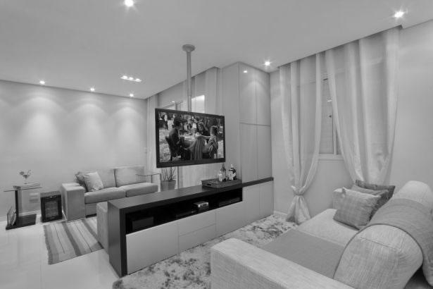 Living e home theater Santana