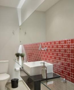 Banheiro feminino Rua Lisboa