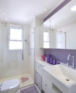 Banheiro Menina