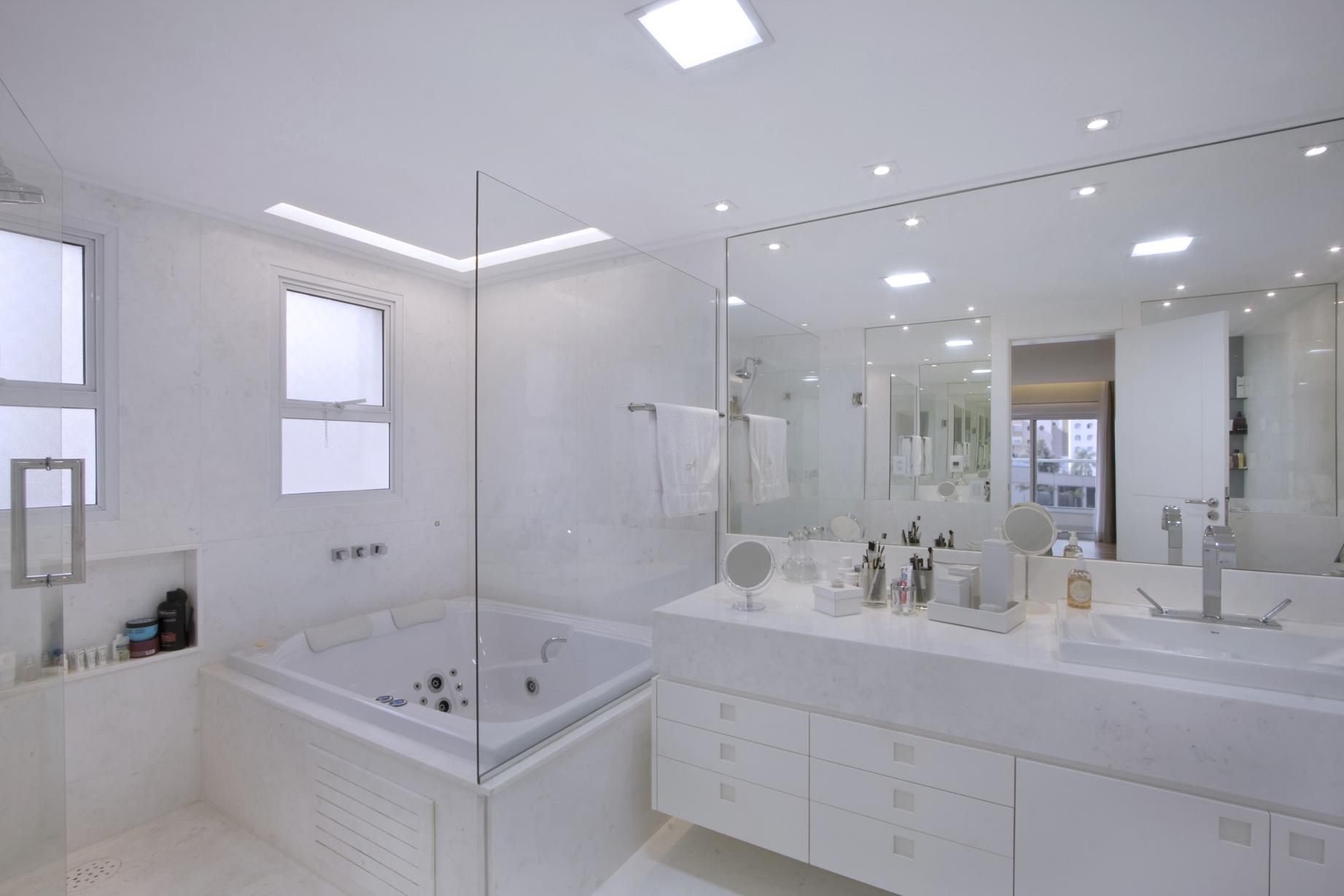 Banheiro Master Carolina