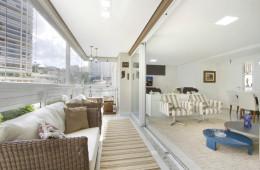 Living e terraço